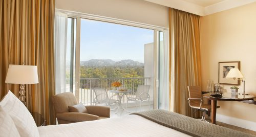 Beverly Hilton Deluxe King Room