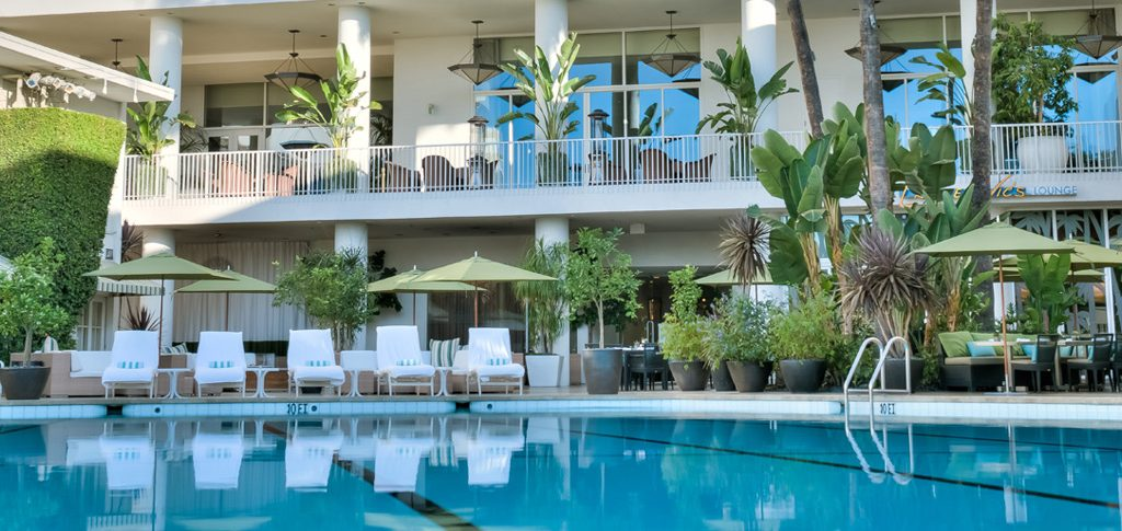 Stay At The Beverly Hilton Forbes Four Star Hotel